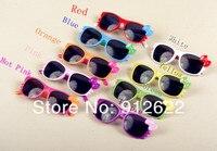 бесплатная доставка! оптовая продажа самые популярные дети / дети привет котенок очки