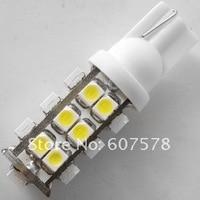 100 шт./лот t1o 25 смд белый из светодиодов автомобилей можно стороны лампа лампы бесплатная доставка