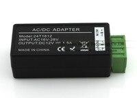 новинка widows адаптер постоянного тока 16 в - 28 в постоянного тока 12 в адаптер для камеры widows высокое качество адаптер