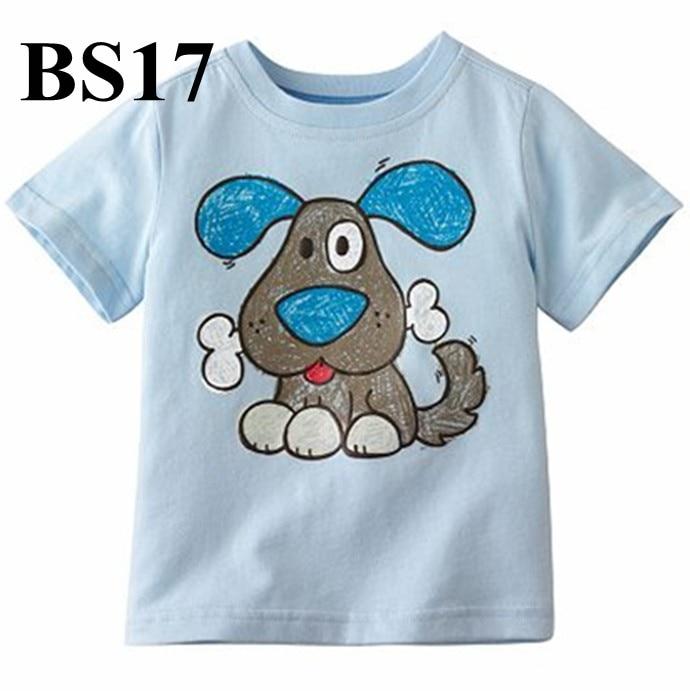 Retail Brand new 2017 Children's T shirt Baby Boys T shirts ...