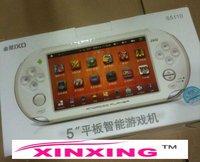 """сингапур или гонконг сообщение бесплатная доставка Рамос s5100 Deluxe издание 5.0 """" портативный консоли Eco Sensor экран"""
