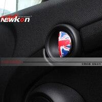 винил мини-автомобиля двери внутренняя ручка наклейка авто на графический черный и белый клетчатый, национальный флаг наклейка