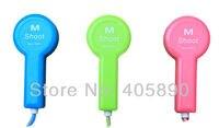 50 шт/много стиль мобильный телефон камера кабель диктант выпуска для айфона