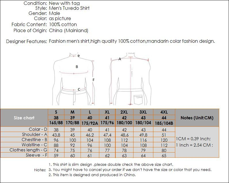 Baier Size Chart 002