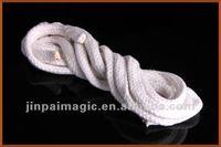 w005 ] мага веревка мягкий хлопок магия белого волшебная веревка