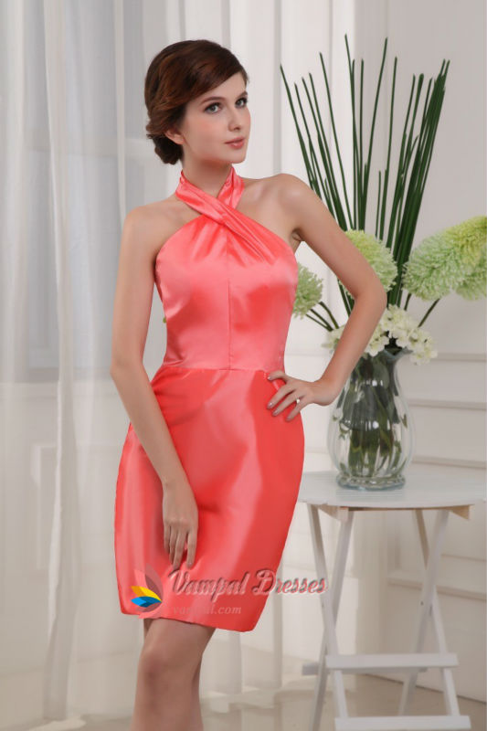 Short Prom Dresses For 13 Year Olds Coral Short Homecoming Dress In