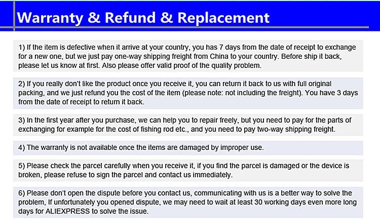 refund...