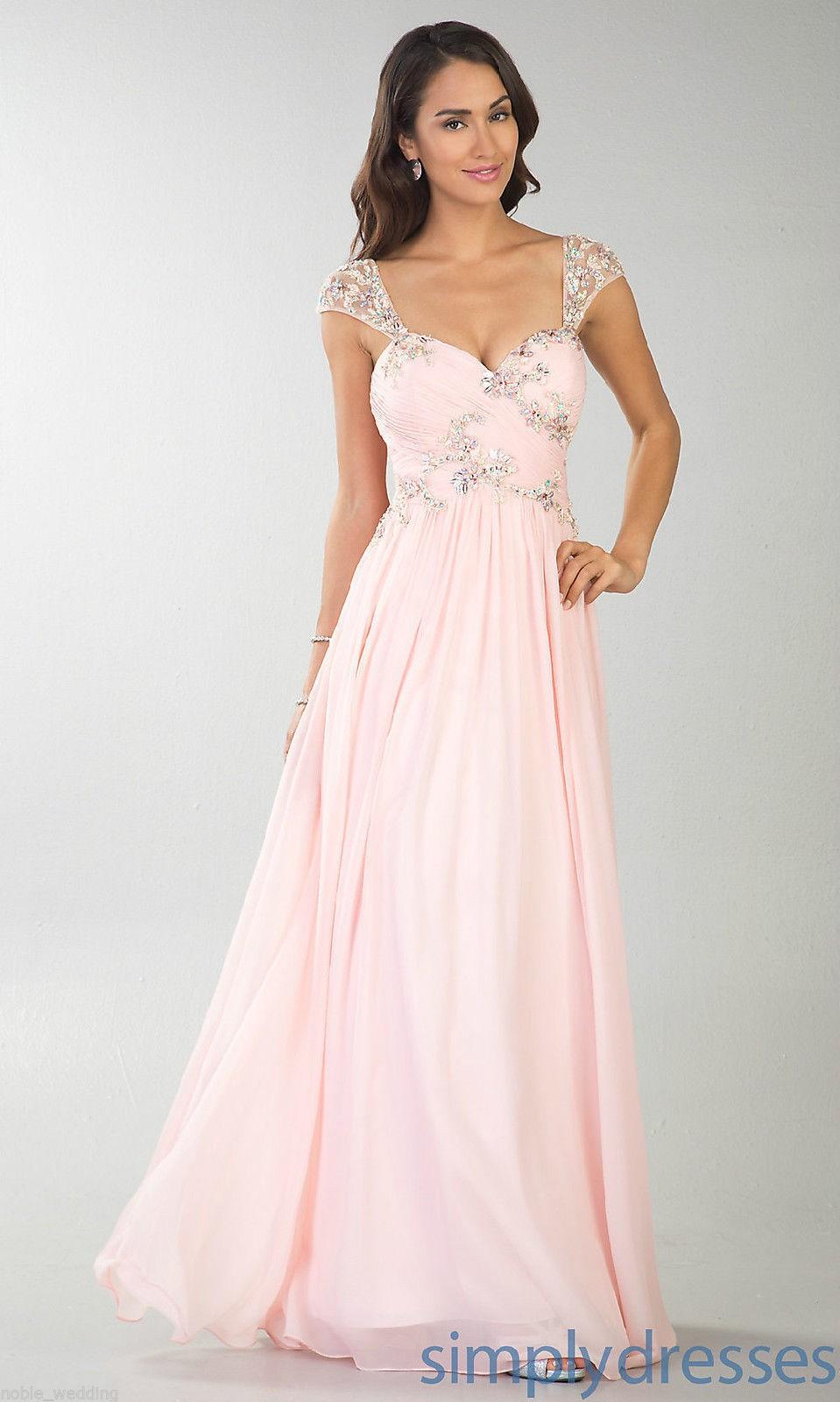 нью-лонг шифон ремень форма ну вечеринку бальное платье платье для выпускного бала