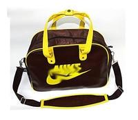 бесплатная доставка большой кожа спортивная сумка спортивные сумки для мужчин, конструктор дорожные сумки ПУ сумка спортивный костюм элементы gb62