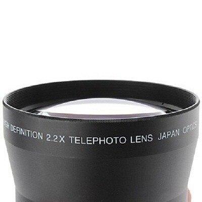 2.2X TELEPHOTO LENS 3