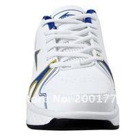 новый! новинка туфли! горячие мужчины здоровые ботинки foorwear работает кроссовки анти-пот лифт туфли искусственная кожа цвет синий