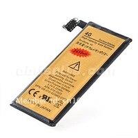 золото 2430 мач высокая емкость аккумулятор для Apple, таких как iPhone 4 г бесплатная доставка