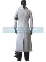 заключительный Fantasy ХІІІ снег Виль косплей костюм