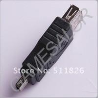 бесплатная доставка по USB женщина к мини мужской 5 контакт. адаптер конвертер 9983