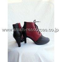 оптовая продажа бесплатная доставка дешевые косплей туфли и ботинки черный батлер грелл ботинки