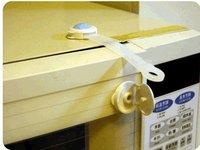 10 х блокировка от детей безопасности полос для дверей ничьи шкафы микроволновая
