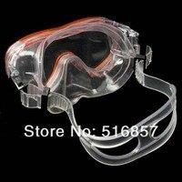 высокое качество дайвинг маска очки с коробка