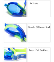 синий водонепроницаемый очки анти-загар в HD plat очки мода стиль г113-2