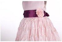 новое поступление девочек платья детское платье детское платье детское платье девушки одежда платье розовый платье принцессы платье с цветочным рисунком