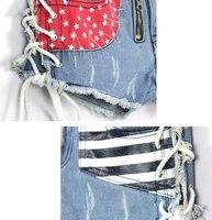 оптовая продажа/розничная продажа 1 шт. старинные горячие двигатель для лета Seal летняя мода ленты Scout короткие джинсы ad9285sk