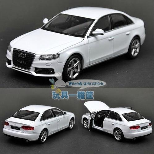 New 1:24 AUDI A4 Alloy Diecast Car Model Toy Collection With Box White  B1557 In Diecasts U0026 Toy Vehicles From Toys U0026 Hobbies On Aliexpress.com |  Alibaba ...