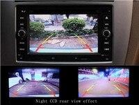 ПЗС No Evidence качестве HD заднего камера для Тойота Камри