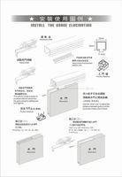 100% продукт превосходные немые ролики мебель / скользящие подвесной круг ТЧ-2-8а