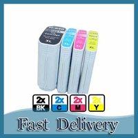 8 х 940 хl черный голубой желтый пурпурный картридж для Officejet профессиональные 8000 8500 для бесплатная доставка