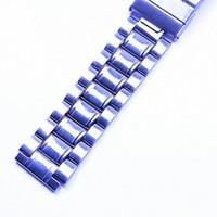 20 шт. шт/много 18 мм нержавеющая сталь часы группы часы ремешок - 80351