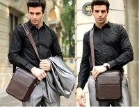 санта гофф кожаный мешок кожа человек сумка из натуральной кожи мужская бизнес сумки