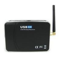 EasyCAP usb 2.0 4-канальный беспроводной приемник + проводной видео захвата / регистрации dvr коробка