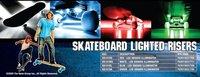 топ - с самым высоким рейтингом sarahsports xboard иллюминаторы из светодиодов скейтборд стояк площадку свет зеленый, прохладный и мода, необходимые для скейтборд любителей