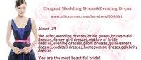 бесплатная доставка желтый совок-линии кап-рукава короткие атласное платье невесты БД-03-4417