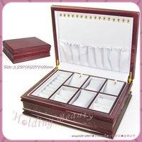 5 х 8 х 2, 5 см ювелирные изделия упаковка кольцо и серьги подарочная коробка 84 шт./лот