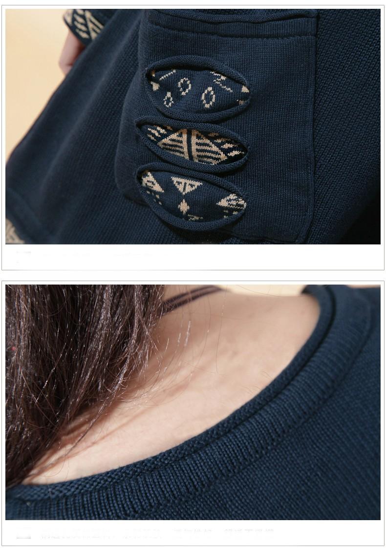 новый длинный пуловер летучая мышь свитер платье свитера женщин мода большой размер женщин испанские платья женские свитера марка