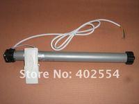 дистанционное управление жалюзи, 1.0 м в ширину, солнцезащитный крем ткани