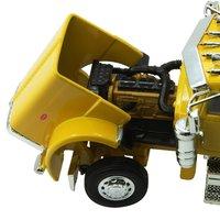 1:50 большегруз 389cab ж/низкорамный трал трейлер и САТ d8r серии II гусеничных тракторов игрушка