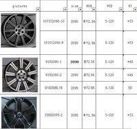 ступицы две части кованые колеса колесные диски размером 18 х 8 ' 67.1 мм et48 мм в PCD 5 - 114.3 мм производители лендровер колеса