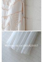 дамы мода платье КПП patchwok платье-макси вышивка оптовая продажа бесплатная доставка платье