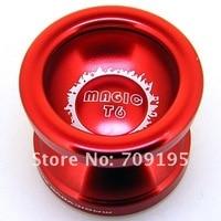 Yo-Yo Magic Т6, продвинутый алюминий Т6 Aluminium видел металл йо-йо мяч, лучший выбор
