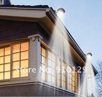 Sole энергии 3 из светодиодов сад путь Nest светильники улица коридор светильник бесплатная доставка + прямая поставка