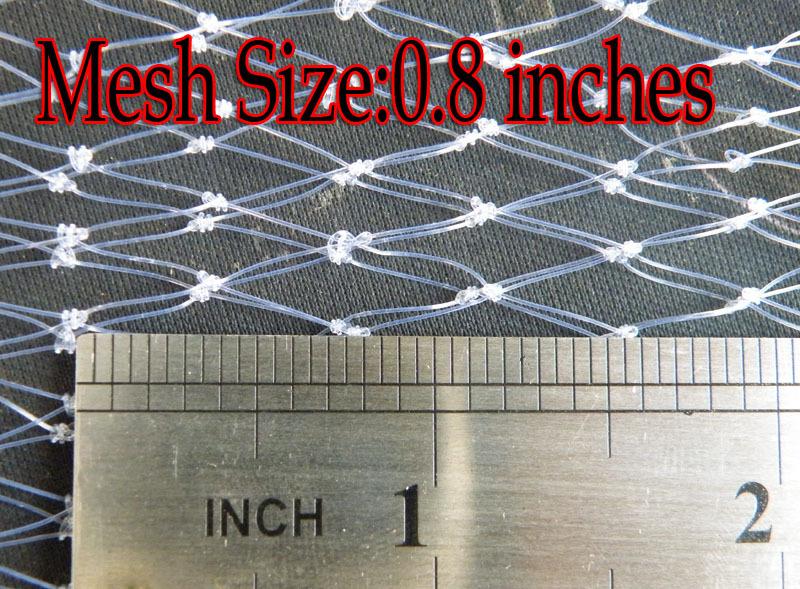 как-140 американский стиль бросить сеть, ручей РБА сеть. в размер 0.8. радиус 10 Foot, лучше для небольшой и средней длины Primacy