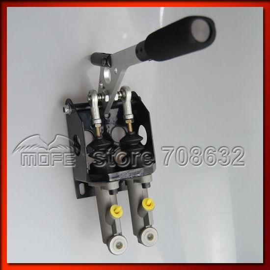 HIGH QUALITY 0.75 INCH Double Master Cylinder Drift Hydraulic Handbrake Hand brake DSC_0064