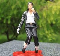 майкл джексон пвх фигурку игрушки куклы комплект МДж статуэтка 11 см в высоту