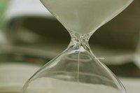 бесплатная доставка, хиты продавать стекольных песков часы, песочные, песочные часы, 30 мин. песок передачи