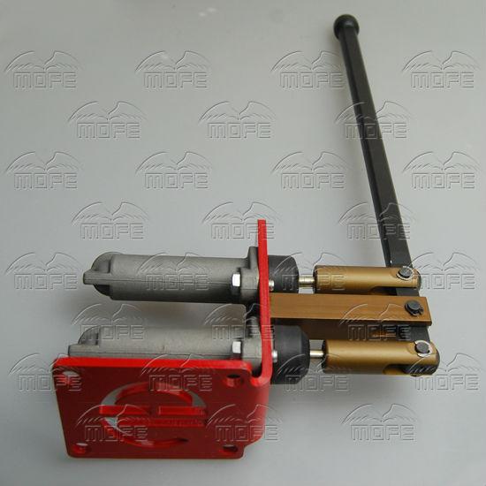 0.7 inch Dual Master Vertical Cylinder Hydraulic Drifting Handbrake Hand Brake E-brake DSC_0921