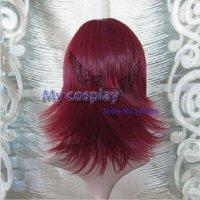 косплей - аниме корда - примо пассо косплей кирия этоу косплей синтетический волосы для хэллоуина - бесплатная доставка