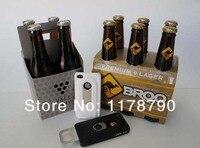 10 шт./лот оптовая продажа пива из нержавеющей стали открывалка для бутылок футляр для iPhone 5 и 5s выдвижной открывалка для бутылок жесткий чехол бесплатная доставка