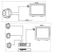 бесплатная доставка 520tv мини-видеонаблюдения фотоаппарат 0.008 люкс аудио легкий вес