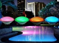 Из светодиодов бассейн свет par56 малогабаритная квартира 501 светод. 35 вт 12 в стеклянная крышка из светодиодов изменение цвета rgb с беспилотный управление из светодиодов малогабаритная квартира лампы